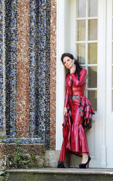 Lady Satanica - Domina Augsburg: Latex new